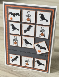 cookie cutter halloween stampin up 1
